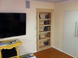 Made Bookcase Hand Made Bookcase Hinged By Jack Built Construction Corp