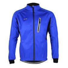 warm cycling jacket mens winter warm bike cycling jacket hi visibility running full