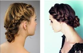 micro braid hair styles for wedding micro braids updo hairstyles medium hair styles ideas 10115