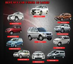 mahindra renault best suv car under 10 lakhs 2015
