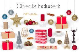 christmas frame mockup creator by doodl design bundles