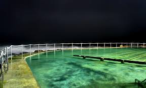 the five best spots for night swimming in sydney concrete