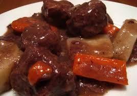 sanglier cuisine daube de sanglier recettes cookeo