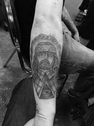 jesus christ tattoo luke wessman self made tattoo artist luke