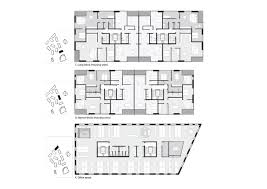 Narrow Block Floor Plans by
