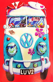 hippie volkswagen drawing 339 best vw images on pinterest car volkswagen bus and vw