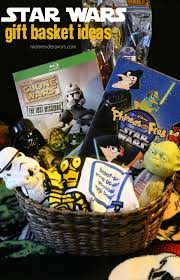 raffle basket themes wars kids gift basket idea