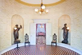 The White House Interior by White House Wednesday Entrance Hall American Civil War Museum
