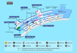 guide for facilities in jakarta u0027s soekarno hatta international
