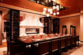 Private Dining Rooms In Chicago The Best Chef U0027s Tables Counters And Private Dining In La