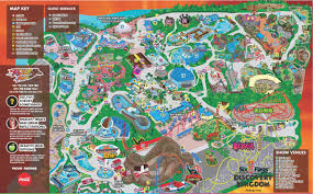 Six Flags Locations Six Flags Vallejo Map File Six Flags Discovery Kingdom Mapjpg