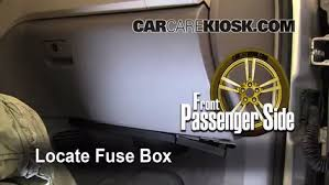 Seeking Fuse Interior Fuse Box Location 2009 2017 Chevrolet Traverse 2009
