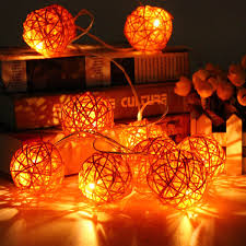 Halloween Icicle Lights Online Get Cheap Rattan String Lights Aliexpress Com Alibaba Group
