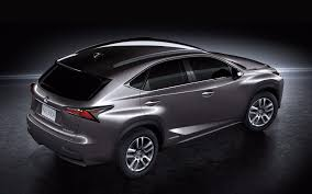 lexus hybrid sport style and power the 2017 lexus nx series luxury compact suv by