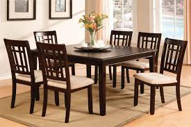 cherry kitchen table set best choice of squre diing room tables 54 square central park ii