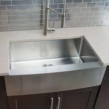 hahn stainless steel sink hahn chef series handmade large single bowl farmhouse kitchen sink