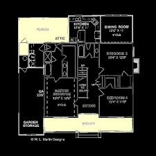 traditional style house plan 3 beds 2 5 baths 2222 sq ft plan