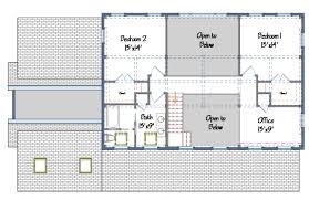 Post And Beam Floor Plans Popular Barn House Plans