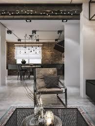 40 Incredible Lofts That Push 100 Loft Modern Nyc Loft Kitchen Reaches New Heights Hgtv