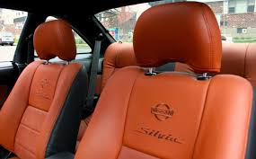 Upholstery Orange County Before U0026 After 1995 Nissan 240sx