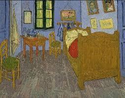 la chambre jaune gogh vangogh