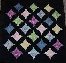 27 best cathedral window quilt images on cathedral