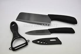 great kitchen knives black tingitng ceramic knife set kitchen knives cutlery knives 4