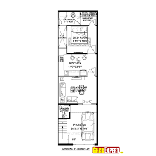 House Plans 1800 Square Feet 15 X 40 Duplex House Plan