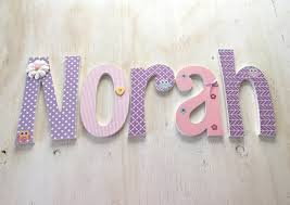 baby name letters nursery decor 8 girls bedroom decor