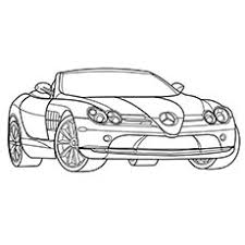 20 free printable sports car coloring pages