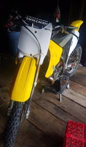 2000 suzuki rm250 motorcycles for sale