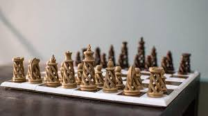 Unique Chess Pieces 3d Printed Chess Set 27 Unique Sets And Pieces To Mix Your Own