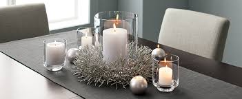 candle centerpieces candle centerpiece ideas crate and barrel