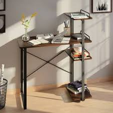 Bookshelf Design With Study Table Study Table Designs Buy Foldable Study Tables Online Urban Ladder