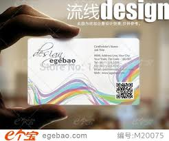 Job Title On Business Card Aliexpress Com Buy Full Color Custom One Side Printing Business