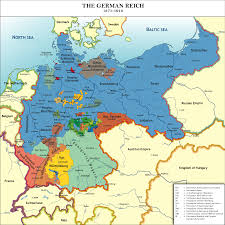 Cold War Germany Map How Otto Von Bismarck Forged The German Empire