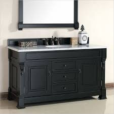 Antique Black Bathroom Vanity 30 Best Open Shelf Vanities Images On Pinterest Open Shelves