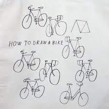 24 best draw a bike images on pinterest art lessons bicycle
