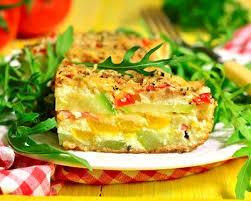 cuisiner legumes recette frittata aux légumes du soleil facile rapide