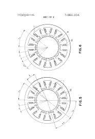 patent us3866104 five phase stepping motor google patents drawing