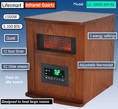 how do infrared heat ls work best indoor heaters for large rooms reviews of powerful electric