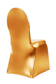 cover chair spandex banquet chair cover metallic gold at cv linens cv linens