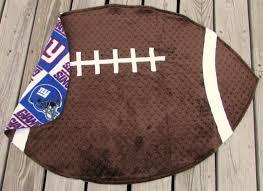 Ny Giants Crib Bedding Football Baby Blanket Ny Giants Minky Sports Nursery Decor