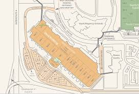 orange county convention center map the event knockout cancer