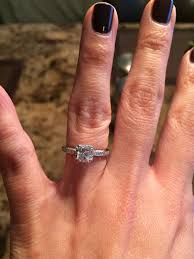 ring engaged newly engaged show me your beautiful e rings