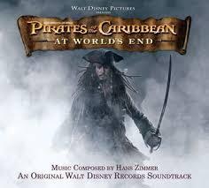 pirates caribbean u0027s soundtrack