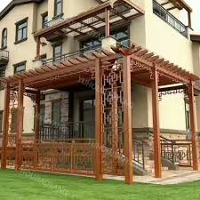 Pergola Off House by Balcony Pergola Balcony Pergola Suppliers And Manufacturers At