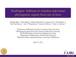 treescaper software to visualize and extract phylogenetic signals fr
