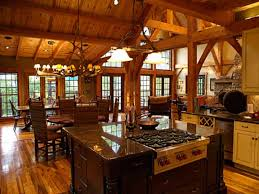 craftsman home interiors open shelves in kitchens designs