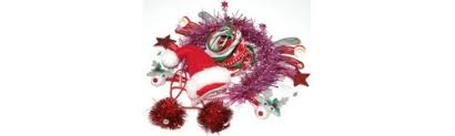 christmas hair accessories my e commerce